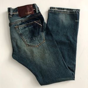 Cult of Individuality Rebel Straight Jeans - 33